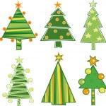 Christmas set — Stock Vector #1301954