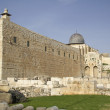 Al Aqsa Mosque ,Jerusalem,Israel — Stock Photo