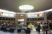 International Aeroport in Israel Ben Gurion — Stock Photo