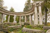 Apollo Pavilion in the Park of Pavlovsk, St.Peterburg,Russia — Stock Photo