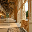Spring water Colonnade in Marienbad --Czech Republik — Stock Photo