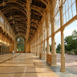 Stock Photo: Spring water Colonnade in Marienbad