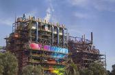 химический завод — Стоковое фото