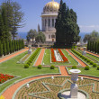 Baha'i Temple in Haifa,Israel — Stock Photo #47478001