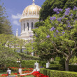 Baha'i Temple in Haifa,Israel — Stock Photo #47478571