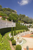 Bahai Garden in Haifa North Israel — Stock Photo