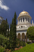 Baha'i Temple in Haifa,Israel — Stock Photo
