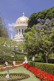 Baha'i Temple in Haifa,Israel — Foto de Stock