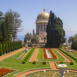 Baha'i Temple in Haifa,Israel — Stock Photo #48194343