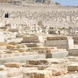 Graves on the Mount of Olives — Stock Photo