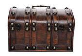 Cassa di legno. — Foto Stock