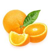 Montón de naranja fresca — Foto de Stock