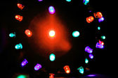 Disco-ball background — Stock Photo