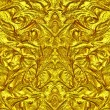 Luxury golden texture. — Foto de Stock