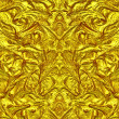 Luxury golden texture. — 图库照片