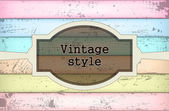 Vintage background — Vettoriale Stock