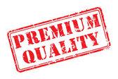 Premia jakości pieczątka — Wektor stockowy