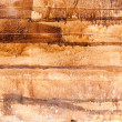 Handmade texture of paint wooden plank - Stock Photo