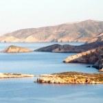 Beautiful landscape of Mediterranean sea — Stock Photo #14409659