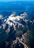 Alpine Mountain — Stock Photo