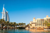 DUBAI, UNITED ARAB EMIRATES - December, 10: A general view of th — Foto de Stock