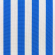 White and blue striped background — Stock Photo