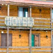 Stock Photo: Wild West Town - Hotel