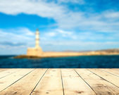 Idyllic seascape — Stock Photo