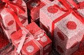 Noël giftboxes — Photo