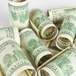 Money background — Stock Photo #41095547