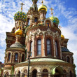 Stock Photo: Church of Savior on Blood. St. Petersburg, Russia