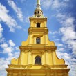 Stock Photo: Peter and Paul Fortress. St. Petersburg, Russia