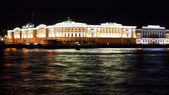 Palace in St. Petersburg. Russia — Stock Photo