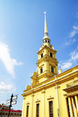 Peter and Paul Fortress. St. Petersburg, Russia — Stock Photo