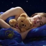 Sleeping Girl — Stock Photo #12263580