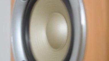 Loudspeaker — Stock Video