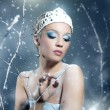 Stock Photo: Winter Queen
