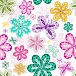 Seamless vivid pattern — Stock Vector #12590768