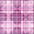 Repeating pink checkered pattern — Stock Vector #13440598