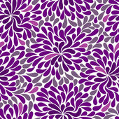 Repetitive violet pattern — Stock Vector