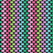 Royalty-Free Stock Vektorfiler: Seamless pattern with polka dots