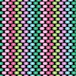 Royalty-Free Stock Immagine Vettoriale: Seamless pattern with polka dots