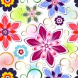 Seamless Floral Pattern — Stock Vector #2479561