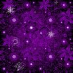 Seamless dark-violet pattern — Stock Vector #31014811