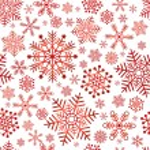 sömlös jul mönster — Stockvektor