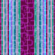 Seamless striped pattern — Stock Vector
