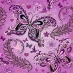 Seamless pastel pink vintage pattern — Stock Vector