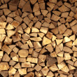 Royalty-Free Stock Photo: Abstract firewood background