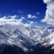 Snowy mountains at nice day — Stock Photo #48315169