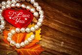 Miluju tě... — Stock fotografie